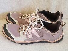 Vivobarefoot Neo Trail Aubergine Womens Minimalist Walking Trainer euro 40 us 9