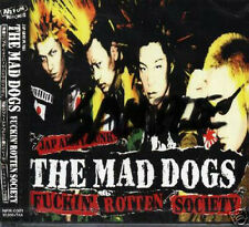 THE MAD DOGS - Fu kin' Rotten Society - Japan CD - NEW