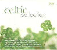 CELTIC COLLECTION 3 CD BOX SET CLASSIC CELTIC TRACKS