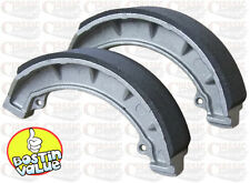 TRIUMPH TWIN LEADING SHOE HUB BRAKE SHOES 8''