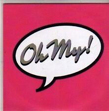 (CC115) Oh My!, Kicking and Screaming - 2011 DJ CD