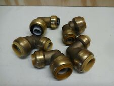 5 Total Cash Acme 90 Degree Elbo Push On Fittings For Copper,Cpvc, And Pex
