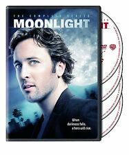 Moonlight Complete Series DVD Set TV Show Collection Box Season Jason Dohring R1