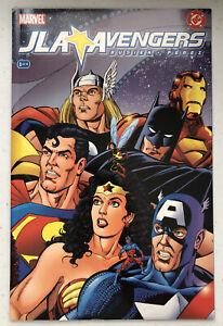 Marvel & DC CROSSOVER!! JLA / AVENGERS# 1 NM High Grade Busiek / Perez 2003