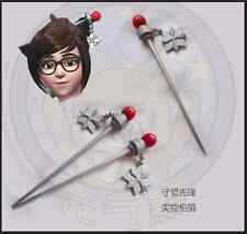 New Mei hairpin Handmade Accessory Cosplay Prop +free track No.