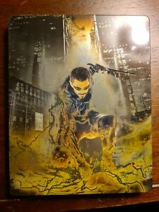 Deus Ex Mankind Divided Steelbook
