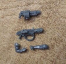 Imperial Guard Catachan Command Melta and Grenade Launcher Bits