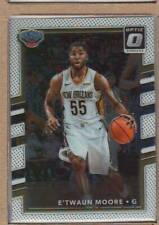 E'Twaun Moore 95 2017-18 Donruss Optic - New Orleans Pelicans