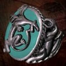 Pirates des Caraïbes Jack sparrow Dragon ring-original master replica rare OVP