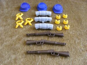 PLAYMOBIL - WESTERN ACW NORTHERN CAVALRY SPARES.