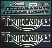 Kit completo Triumph Speed Triple955i - adesivi