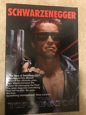Neca The Terminator Tech Noir 7� Action Figure Schwarzenegger 2015 New!