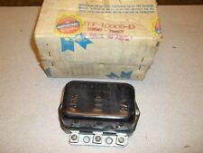 1961 Ford Truck 15V 40A Voltage Regulator - C1TF10505D - Remanufactured