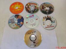 Lot of 7 DVDs TUTM Hoodwinked Talent for the Game Jennifer 8 Ice Station Zebra..