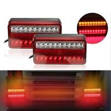 2x LED Anhänger Rücklicht Hänger Rückleuchte Heckleuchte  Rückleuchten PKW LKW
