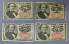 United States 25 Cents Fractional Currency 1874