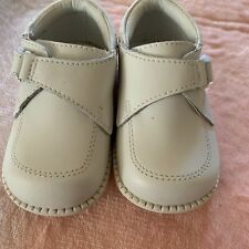 Modit Baby Boy Dress Shoe White. Size 5