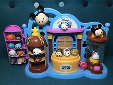 Disney Tsum Tsum Toy Shop Playset Plus 16 Figures