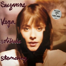 Suzanne Vega-Soledad De Pie (LP) (G +/G + +)