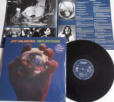 LP JOY UNLIMITED Reflections (Re) Garden Of Delights LP 022 - STILL SEALED