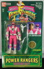 Power Rangers Mighty Morphin KIMBERLY Bandai 1993 scatola aperta completo