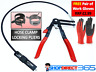 Flexible Long Reach Locking Hose Clamp Removal Pliers Ratchet Tool Clip Band 6-5