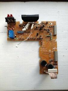 Sony CHC-CL5MD PWB AMP Amplifier board plus heat sink MD CD Tape Stereo Hi-Fi