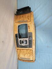 ✅ 05-11 Audi A6 S6 Center Console Dash Shifter CD Radio NAVI Control Panel OEM
