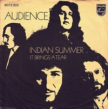 "7"" Audience – Indian Summer // Germany 1971"