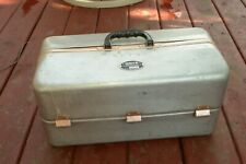 New listing Vintage Aluminum Umco Fishing Tackle Box 1000As