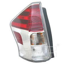 15-18 Toyota Prius-V Driver Left Side Tail Light Rear Lamp NSF