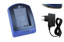 Caricatore (USB/Rete) BLN-1 BLN1 per Olympus OM-D E-M1, E-M5 / PEN E-P5