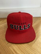 Vintage Starter chicago bulls Arch Sports Specialties SnapBack cap nba DS Jordan