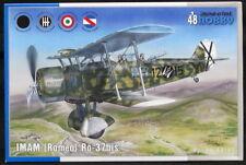 Ro.37Bis KIT SPECIAL HOBBY 1/48 n° 48185 Romeo Avion Italien IMAM