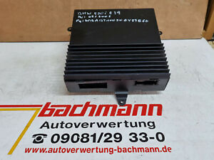 Endstufe Verstärker Soundsystem Alpine BMW E39  65128374535  8374535