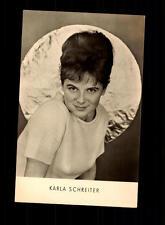 Karla Schreiter VEB Verlag Postkarte ## BC 97717