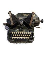 More details for the oliver number 9 typewriter