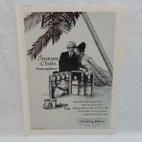 EVER-WEAR TRAVLBAR 1968 VINTAGE ADVERTISING MAGAZINE PAGE