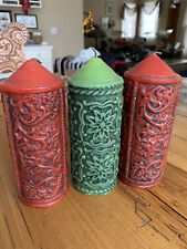 Vintage Mary Gordon Radiant Candles! Beautiful Condition