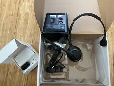 Plantronics CS510 Headsets - Black, Open Box, Never used!