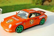Porsche 911 / 993 Cup 1/18 Jägermeister Umbau Unikat Unique i