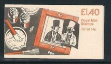 FM6a 1989 Fox Talbot Folded Booklet - complete