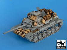 Black Dog 1/72 M60A1 Patton Tank with ERA Accessories Set (Revell 03168) T72017