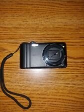 Sony DSC-H55 14.1MP Cybershot Point and Shoot Digital Camera UNTESTED For Parts