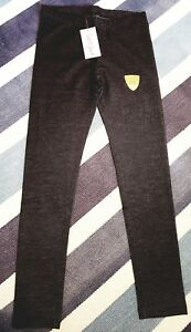Uniforms Girls Adaptive Leggings Cat & Jack - Faux Denim (indigo 522348)-M-7/8