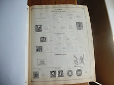 2 Scott 1936 Album Pages of Stamps Azores 1906 Rare icstamps Stamps1000-29