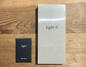 Light Phone 2 w SIM Card - Grey - Factory Sealed New
