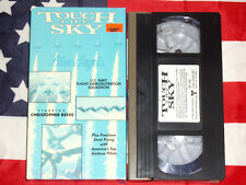 Touch The Sky (VHS, 1986) Blue Angels Christopher Reeve Navy Jets Flight Demo