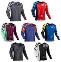 FOX Race 180 Riding Jersey T-shirts Men Motocross/MX/ATV/BMX/MTB Dirt Bike