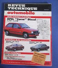 Revue technique  RTA 512 nouvelle ford fiesta moteurs essence & diesel